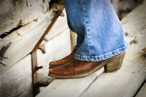 Boots, by Ree Drummond, The Pioneer Woman